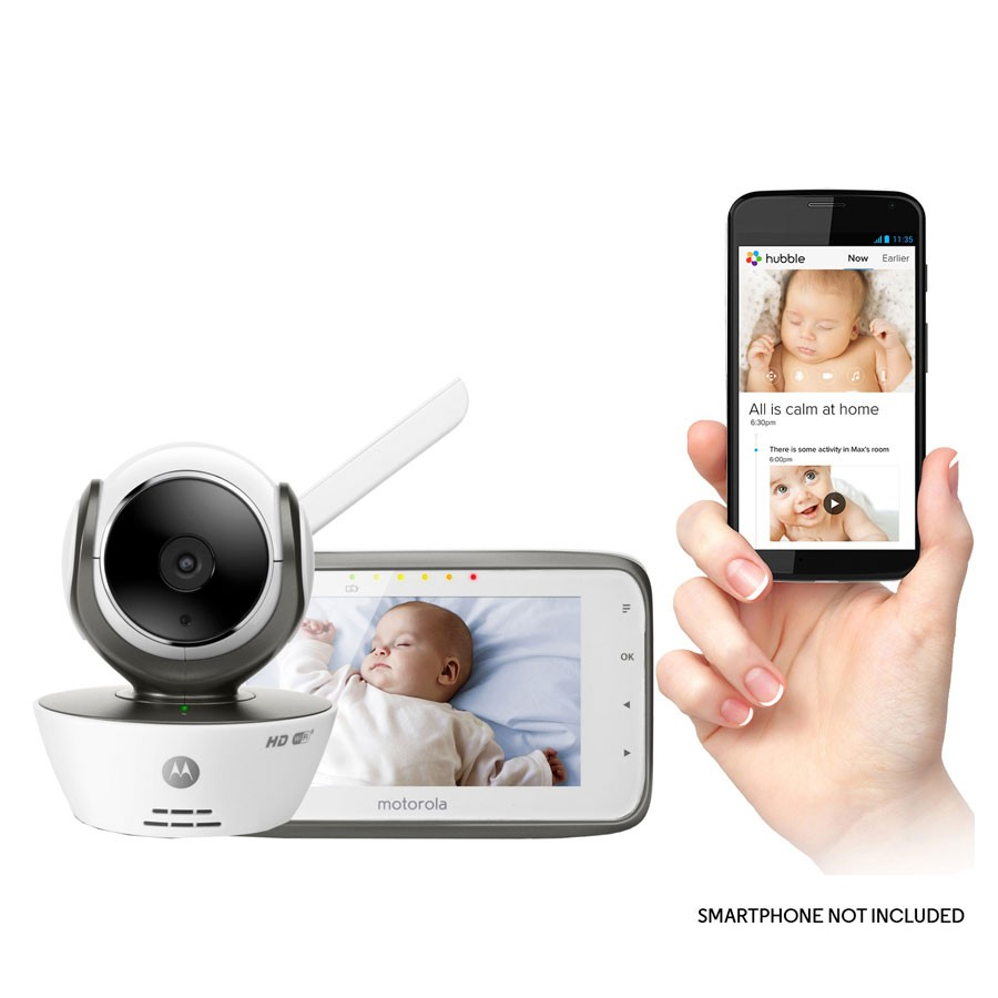 Baby Monitor MBP854/854S connect-img-359