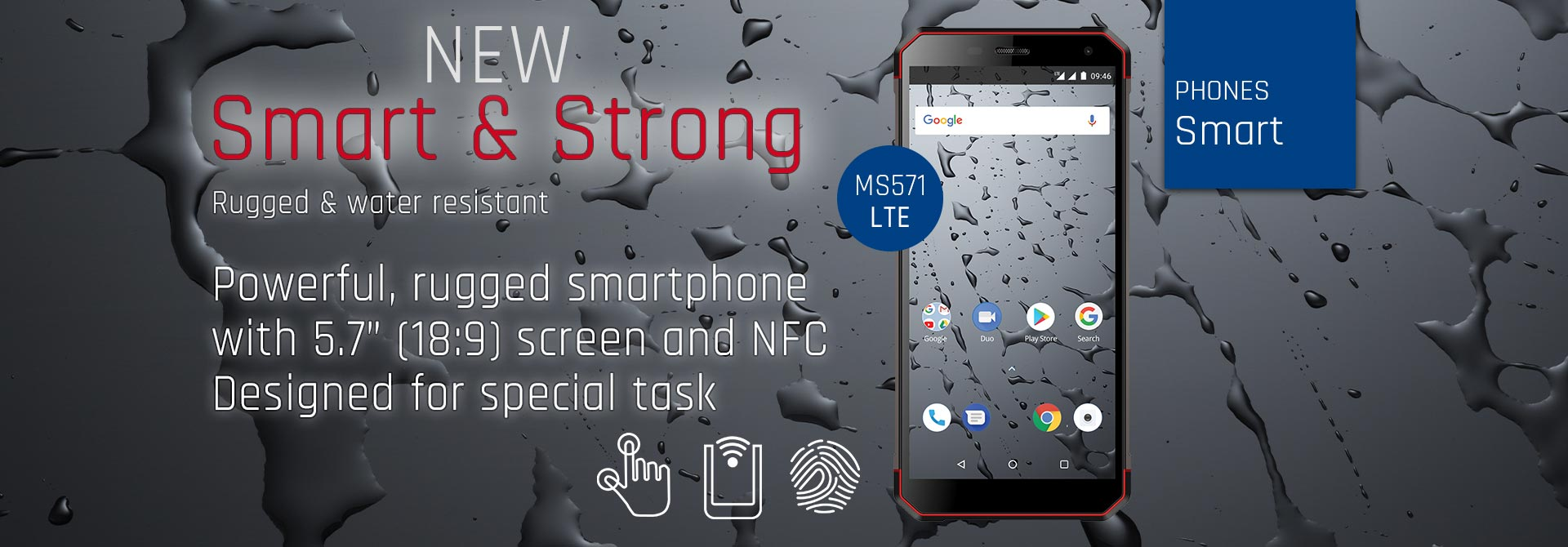Novo Smart & Strong MS571 LTE